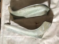 1968 Chevrolet Chevelle, Oldsmobile Cutlass, A-body PS & DS bucket seat panels