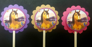 Horses Spirit Cupcake Toppers Set of 24