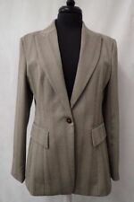 Viscose Jacket Suits & Tailoring Pinstripe Women's 2 Piece