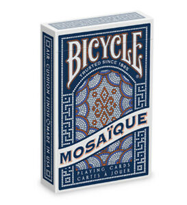 Bicycle Mosaique Playing Cards - 1 Sealed Deck
