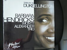 Barbara Hendricks, Monty Alexander Trio/Tribute to Duke Ellington ovp./Laserdisc