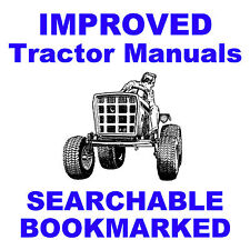 Allis Chalmers B Series Tractors B1 B10 B12 B110 B207 B210 SERVICE Repair MANUAL