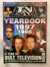 Tv Zone Cult Tv Magazine November 1997 Special Issue#27 Babylon 5 Article