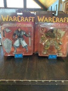 Warcraft Series 1 Action Figures