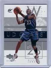 2002-03 UD Glass Michael Jordan #90 Qty Available