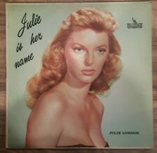 Julie London, Julie Is Her Name, Liberty Records LRP 3006, Jazz