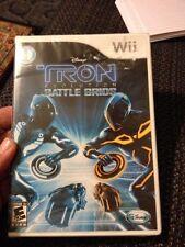 Tron Evolution: Battle Grids  (Wii, 2010) New Sealed