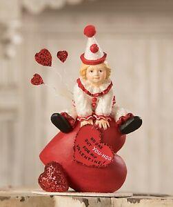 Bethany Lowe Yoo Hoo Valentine Clown TD9001 New