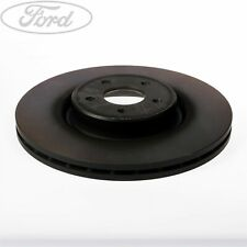 Genuine Ford Front Brake Discs (Pair) Ford Focus RS MK2 (2009-2011)