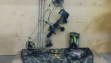 MISSION 2015 CRAZE LEFT HAND  LOST NEW IN BOX MATHEWS FULL PACKAGE WITH CASE