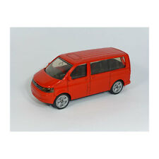 Siku 1070 VW T5 Multivan Facelift rouge E Boursouflure Maquette de voiture °