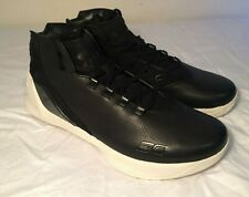 755a06681d36 Under Armour Curry 3 Lux Limited Edition Leather Basketball Shoes 1299661 -001