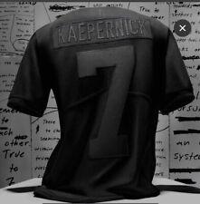 Kaepernick Icon 2.0 Jersey Black Lives Matter 2xl -3xl. New W/ tags USA