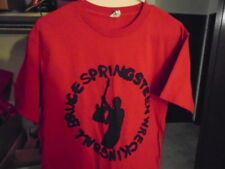 RARE Bruce Springsteen TOUR SHIRT medium NEW unworn Wrecking Ball U.S. 2012 rock