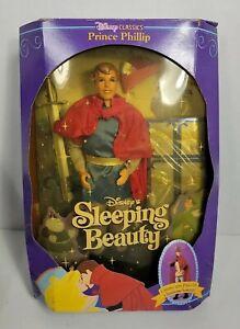 1991 Disney Classics-Prince Phillip Doll MIB