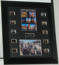 YOUNG GUNS II  FRAMED FILM CELL MOUNTED  WESTERN  MOVIE KIEFER SUTHERLAND