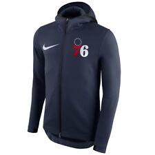 Authentic Nike NBA Philadelphia 76ers Men's Sixers Therma Flex Showtime Hoodie