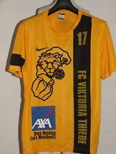 Camiseta Shirt Balonmano Balonmano Match Worn Viktoria Thiede Hens 17