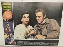3 VINTAGE JACK THE RIPPER MURDER BY DECREE 1978 LOBBY MOVIE CARDS BELL ESTATE