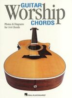 Guitar Worship Chords Photos Diagrams 144 Chords Learn to Play Music Book