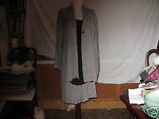 JACLYN BENE Women's 2 PC.SKIRT SUIT SET-SIZE  MED- FLIRTY & SEXY-FREE SHIP