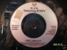DJH feat. Stefy - I like it     Radio cut + Flip Mix 45