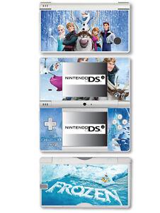 Disney Frozen Vinyl Skin Sticker for Nintendo DSi