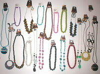 WHOLESALE LOT 216PC COSTUME FASHION JEWELRY NECKLACE EARRINGS SETS FREE SHIPPING