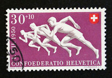 Timbre SUISSE - Stamp SWITZERLAND - Yvert et Tellier n°500 (e) obl (Cyn16)