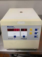 Heraeus Instruments Baxter Biofuge 13 w/Rotor