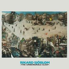 RIKARD SJÖBLOM  - The Unbendable Sleep 2016 SEALED CD BIG BIG TRAIN BEARDFISH