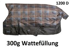 Weidedecke Highneck Winter protect 1200D 300g Füllung Winterdecke Thermo Decke
