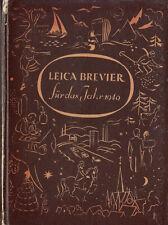 Leica-Brevier für das Jahr 1949