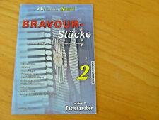 Bravour-Stücke für Akkordeon Solo Band 2, Jürgen Schmieder