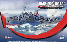 HMS SPIRAEA Flower-Class Corvette (K08) # Scale 1/350 # MIRAGE HOBBY 350803