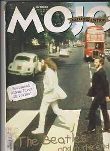 Mojo Mag The Beatles Gatefold Edition October 2000 112619nonr