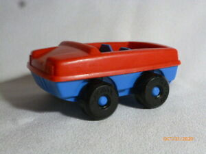 Vintage Playskool Familiar Places Replacement Car No.480