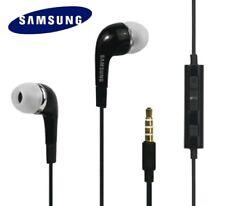 NEW 3X Black Genuine Earphone For Samsung Galaxy J5 J3 S5 S4  S6 S7 S8 S9 IPHONE