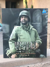 DID WWII US 2ND RANGER BATTALION SERIES 5 SERGEANT HORVATH A80150 1/6 FIGURE TOY