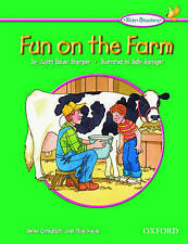 The Oxford Picture Dictionary for Kids Kids Reader: Kids Reader Fun on the Farm
