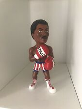 "Rocky 8"" Xtreme DFORM Apollo Creed figure statue, culte années 70 boxing movie film"