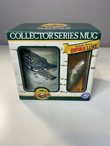 RAPALA Collectibles Collector Series Mug + Bonus Lure Northern Pike Version NEW