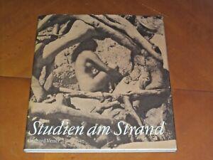 Studien am Strand, Bildband von Gerhard Vetter zur DDR Aktfotografie, DDR 1973