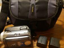 JVC Everio GZ-MG37U20 20GB Hard Disk Drive/SD Card 32x Zoom SD Video Camcorder