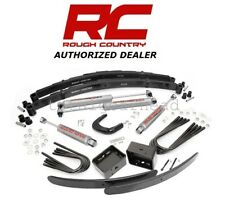 """1977-1991 Chevrolet GMC 1500 4WD 6"""" Rough Country Suspension Lift Kit [155.20]"""