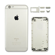 For iPhone 6s Silver Replacement Housing Back Battery Door Cover Case Mid Frame