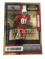 2004 Playoff Contenders - Playoff Ticket #1 Anquan Boldin Arizona Cardinals /150