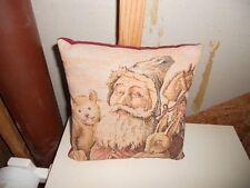 Vintage Christmas pillow