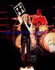 Cheap Trick Robin Zander Feb 1, 1981 Granada Theater Kiss Chicago Color 11x14 A
