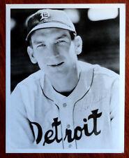 Pat Mullin Signed 8X10 Photo Autograph Detroit Tigers JSA Pre-Certified